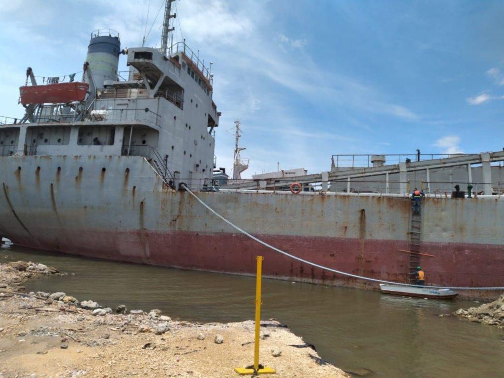 chatarrización y desguace artefactos navales